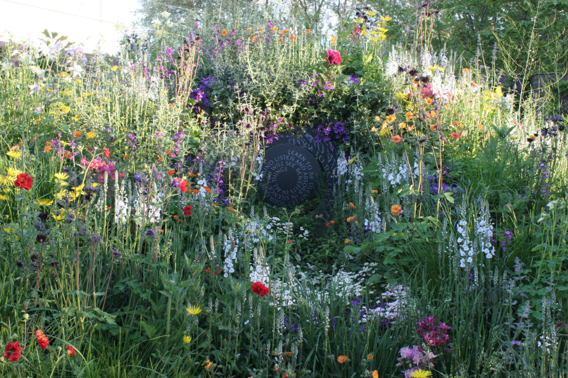 Gold Medal winning Mindfulness Garden