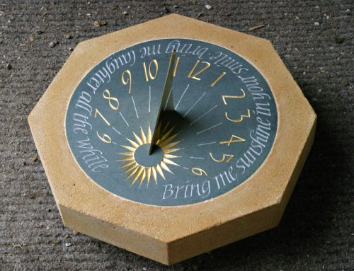 Pedestal Sundial